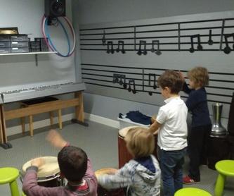 CURSO 2020-21: FORMACIÓN MIXTA: ¿Qué podemos ofrecerte? de Centro de Estudios Musicales Nerea Bilbao