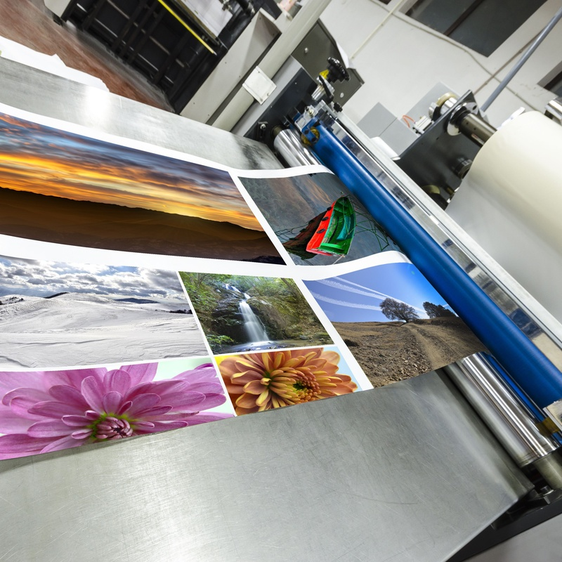 Impresión digital gran formato: Servicios de Grafer