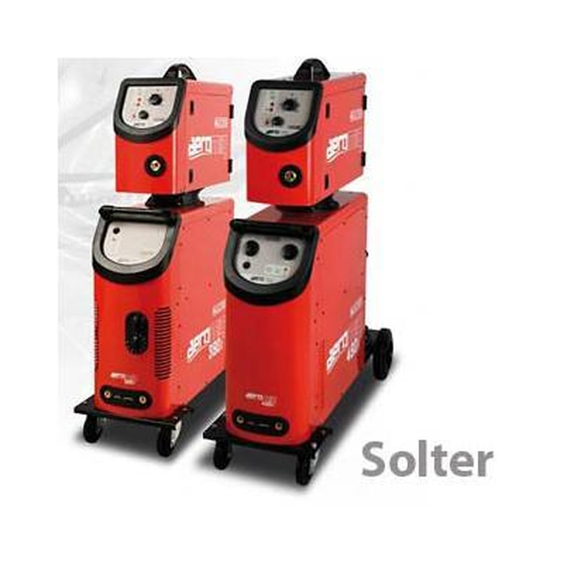 Productos de la marca Solter: Servicios de Metsa Ciudad Real, S.L.