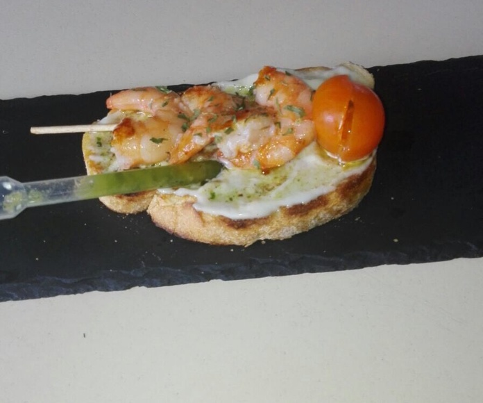 Tapas: Especialidades de Bar Marina