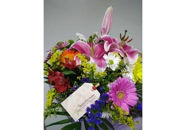 Bouquet variados