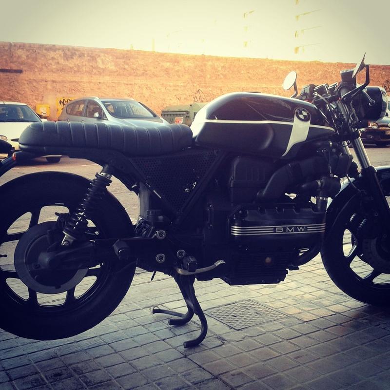 caferacer, personalizar moto en valencia, customizar motos,