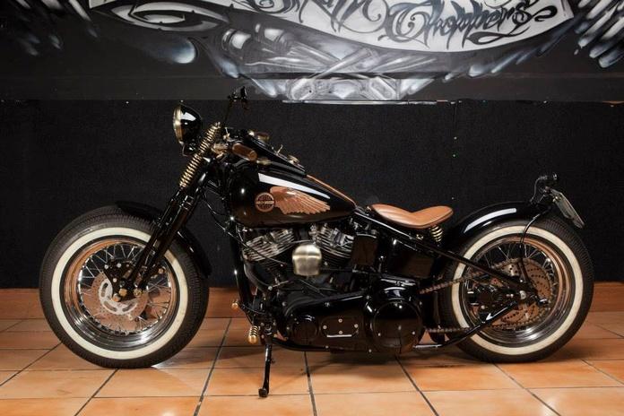 Personalizar Motos Harley Davidson, Transformar Motos Harley Davidson, Fabricación Motos Custom, Customizar Harley, Break Skull Choppers