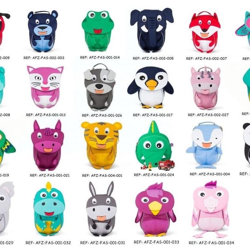 Mochilas de 1 a 3 años Affenzahn: Productos de Mister Baby