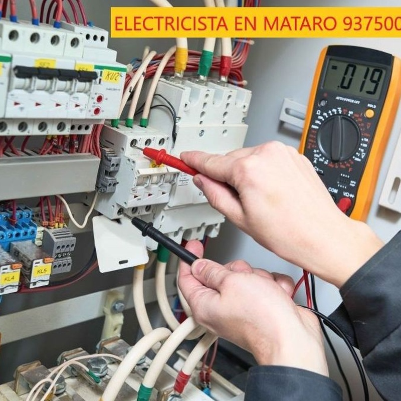 Electricista en Mataró 937500096