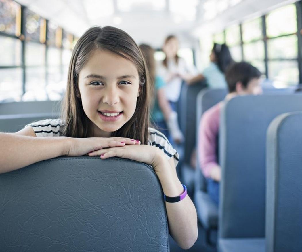 Consejos para viajar con niños en autobús
