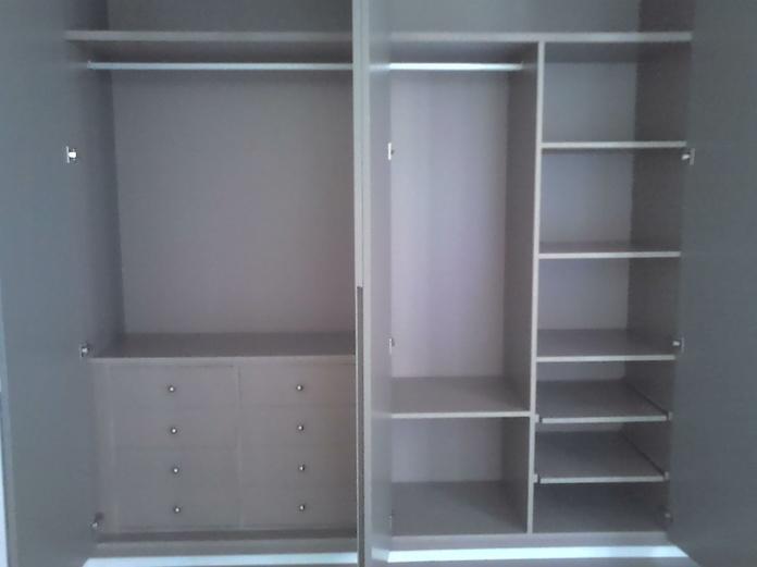 Forrado de armarios interiores: Productos y servicios de Carpintería J.S.J.