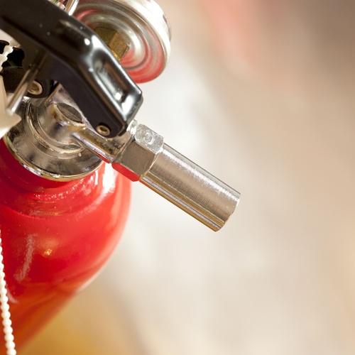 Distribución de extintores en Madrid