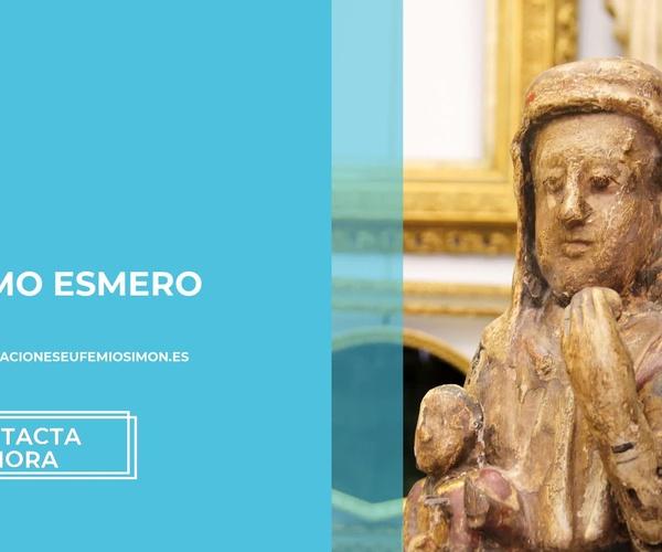 Marcos artesanales Madrid |  Enmarcaciones Eufemio Simón