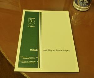 Todos los productos y servicios de Notarías: Notario José Miguel Avello
