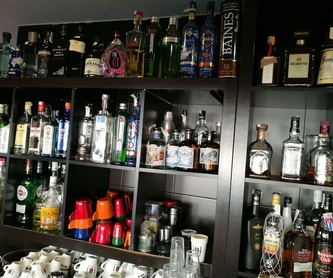 Ensaladas: Carta de Bar Restaurante Doña Elena