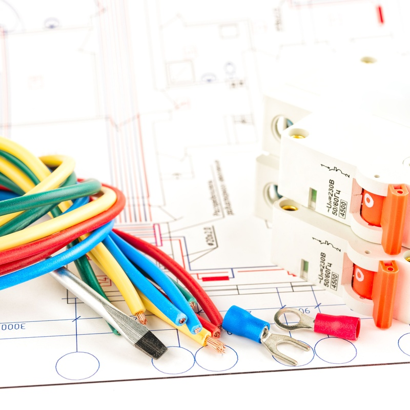 Electricidad: Servicios que ofrecemos de Anferfran, S.L.