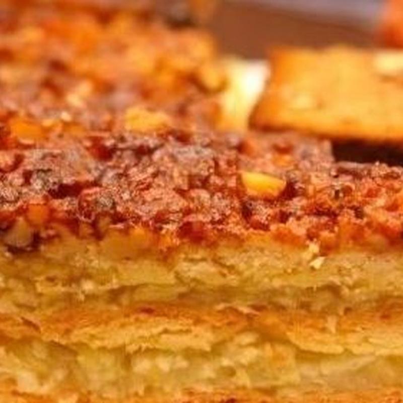 Pasteles Salzillo: Productos y Servicios of Pastelerías Luis Miguel