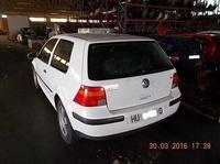 VW GOLF IV 1.6 GASOLINA AÑO 1999: Catálogo de Desguace Valorización del Automóvil BCL, S.L.