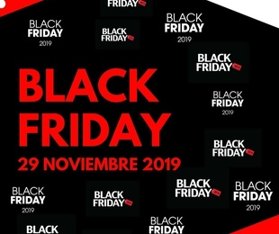 Black Friday. 29 de noviembre de 2019