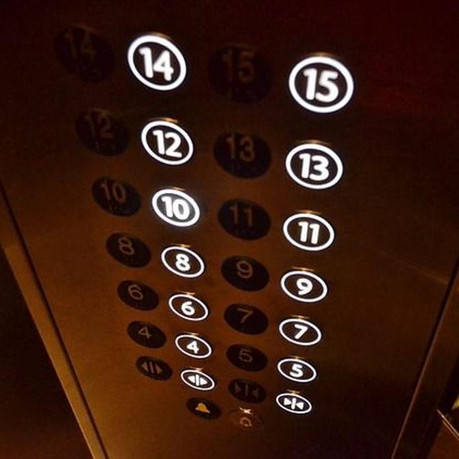El ascensor, un clásico en las escenas de cine