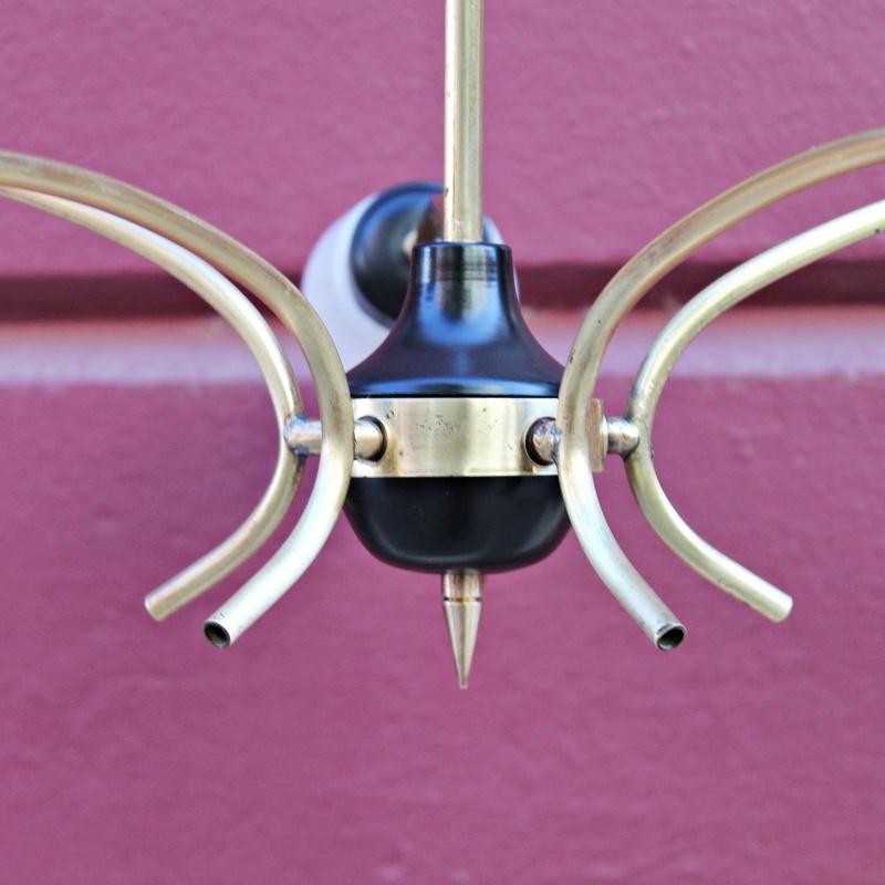 Lámpara de araña francesa años50: Artículos  de Ruzafa Vintage