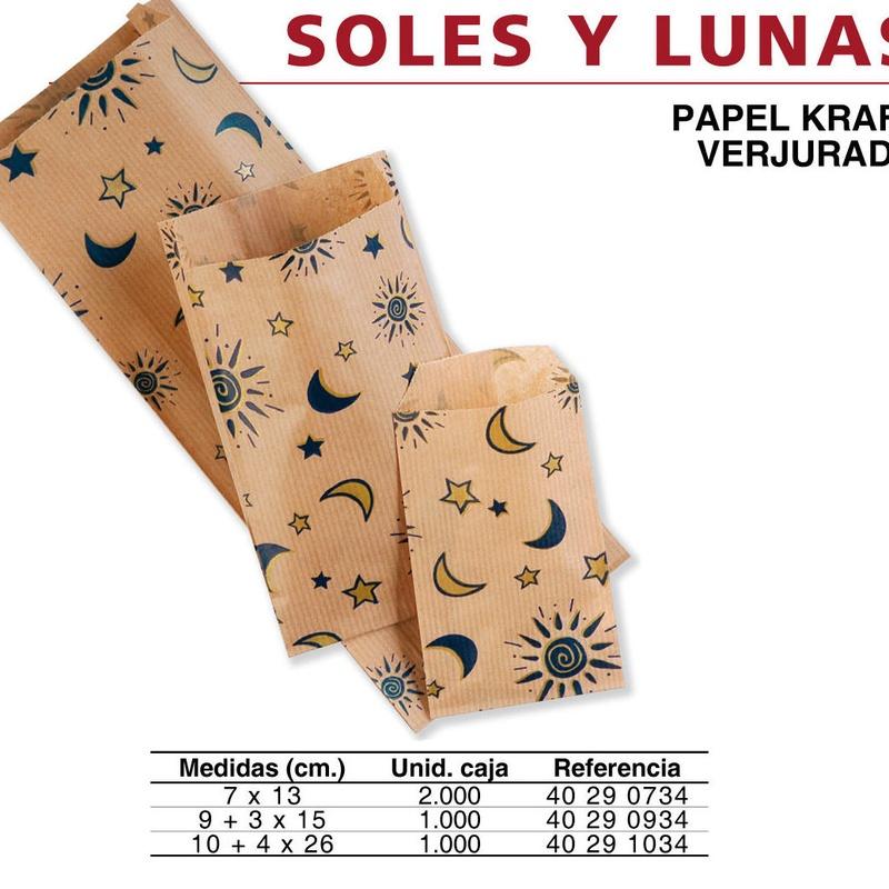 SOBRES SOLES Y LUNAS