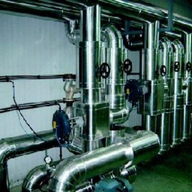 ¿Cómo el calorifugado puede hacer que tu empresa sea más eficiente?
