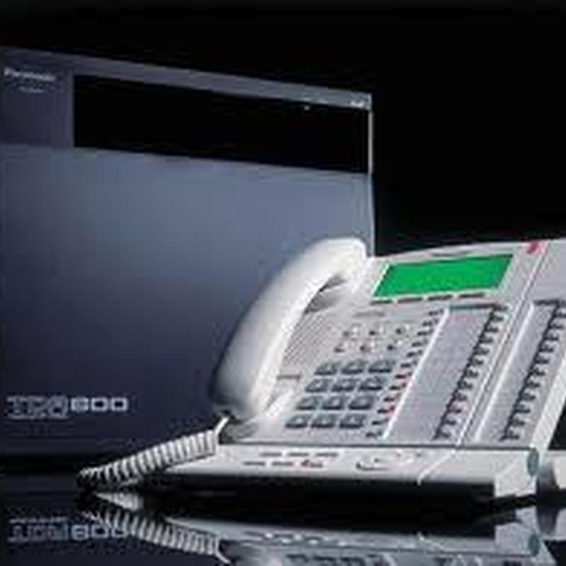Centrales telefónicas: Productos de Pascual Alzuri