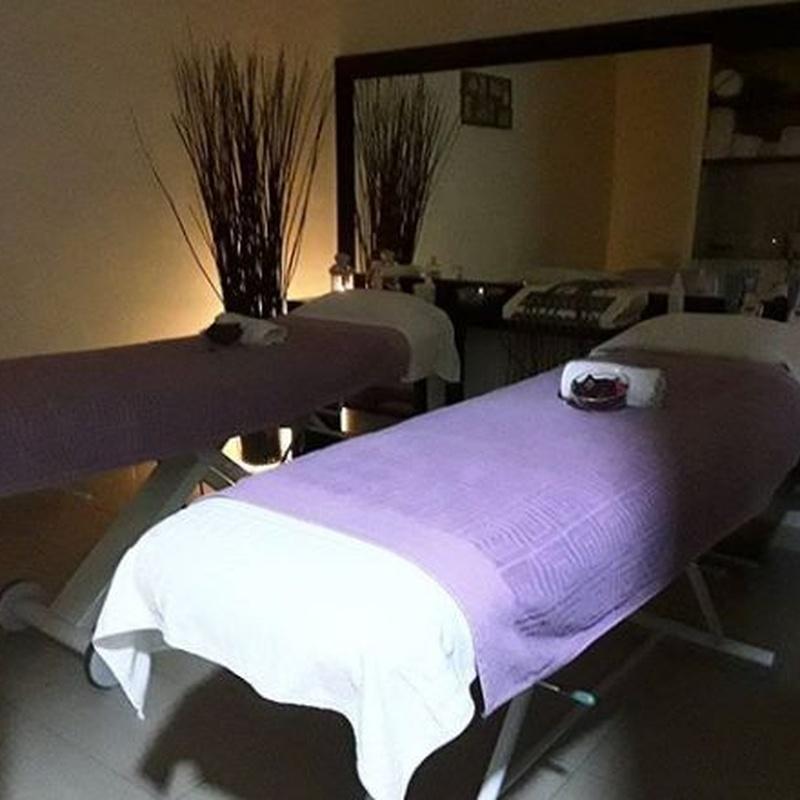 Masajes: Tratamientos de Beauty Room