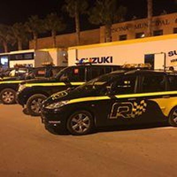 Servicio deportivo: Servicios de Ambulancias Mompia