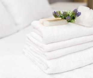 El lavado industrial en hoteles con encanto