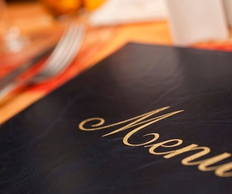 Un Final Dulce: Carta y Raciones de Restaurante El Portón