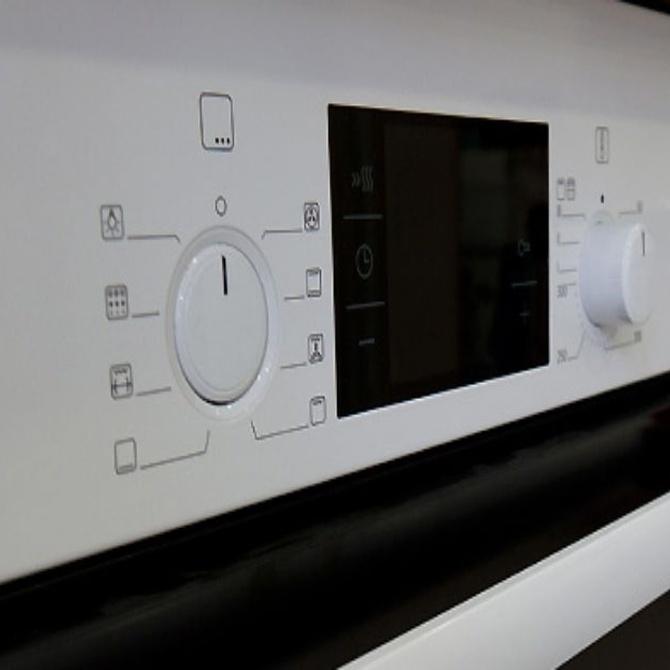 El horno eléctrico