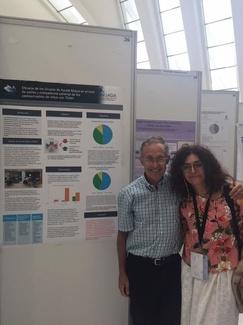 Participación en el III Congreso Nacional de psicología, celebrado en Oviedo