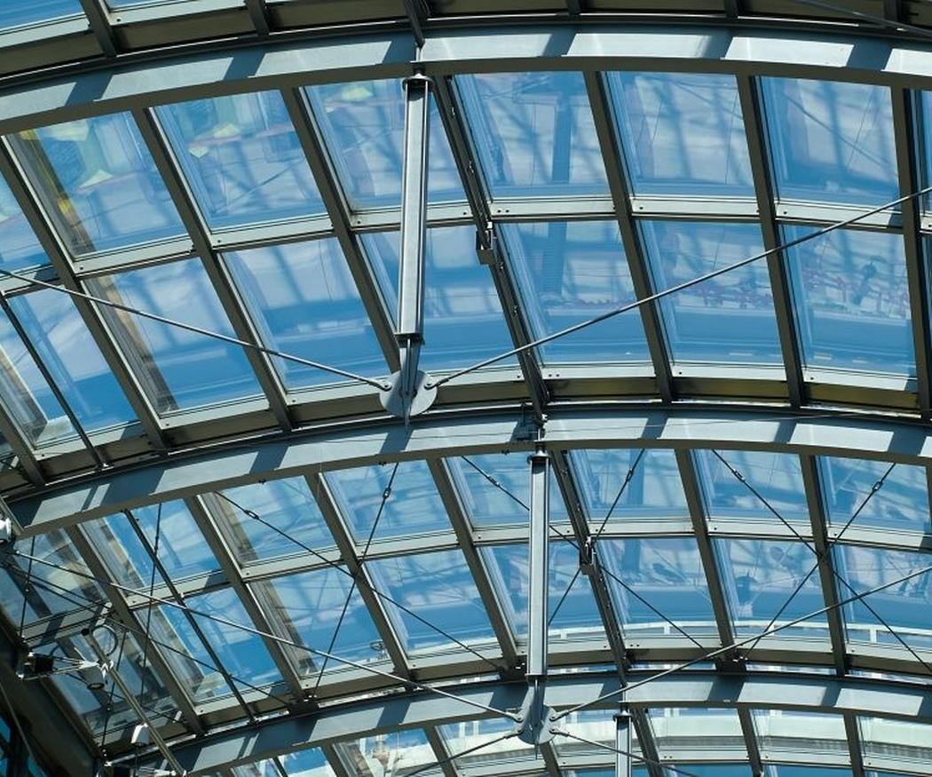 Funciones de los techos de aluminio