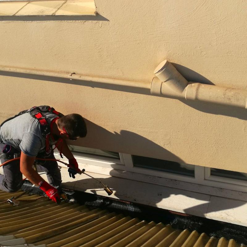 Limpieza y mantenimiento de tejados: Servicios de Fachadas Arlberg
