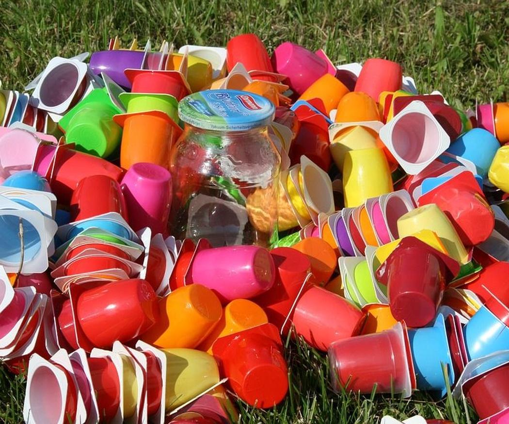 Tipos de vidrios plásticos