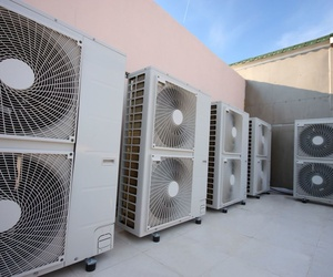 Aire Acondicionado: Tratamiento Antibacteriano y Fungicida