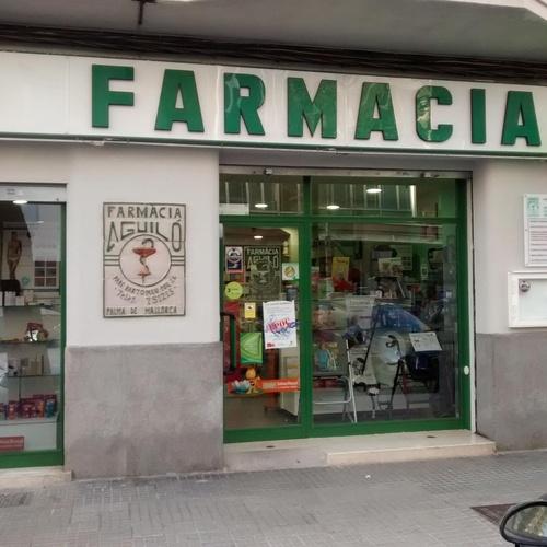 Farmacia Aguiló en Palma de Mallorca