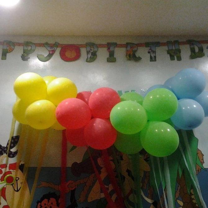 Desventajas de celebrar su cumpleaños en casa
