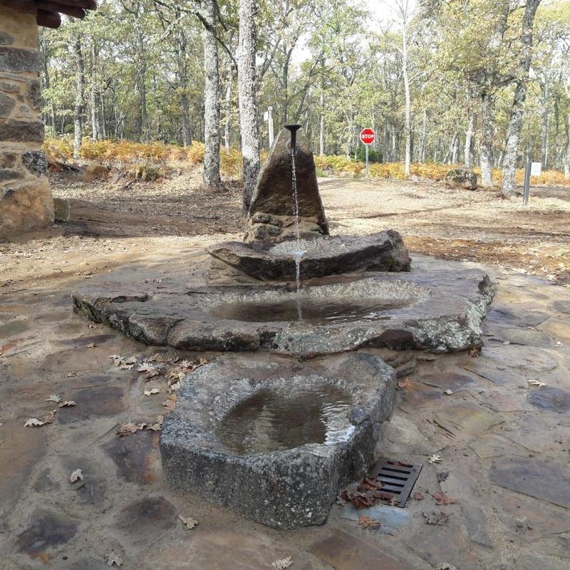 Hacemos fuentes de piedra