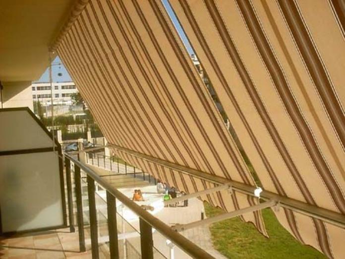 Toldo balcon stor: Servicios de Persianas y Toldos de la Cruz, S.L.