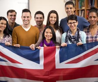 Curso en Inglaterra: Clases de Let's Learn
