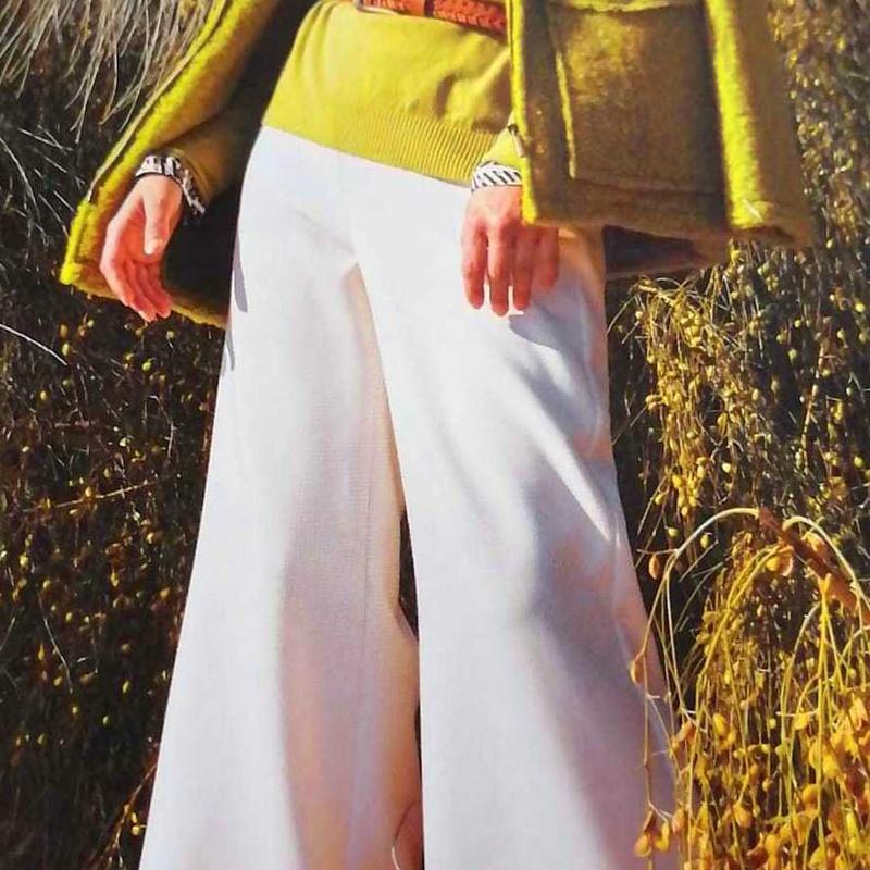 Pantalon de pata ancha: Catálogo de Manuela Lencería