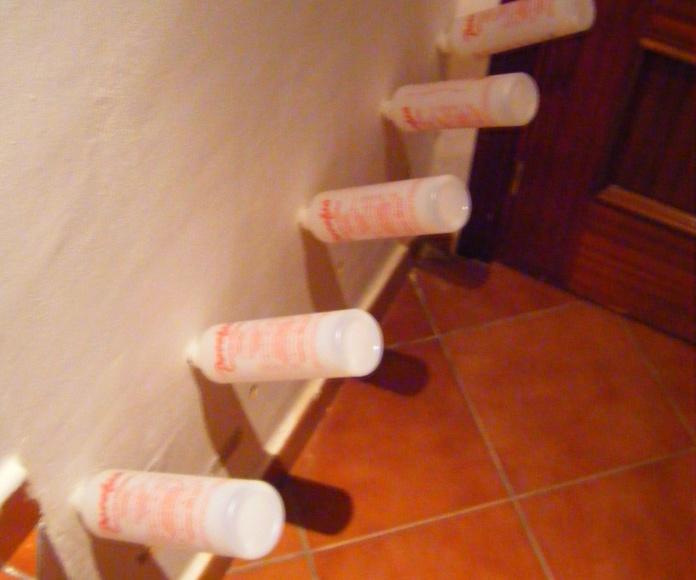 Reparar humedades en paredes
