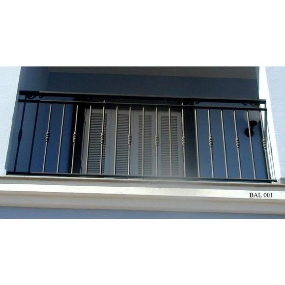 Balcones: Productos y servicios de Industria Herremetálica, S.L.
