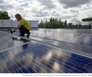 La fotovoltaica entra (por fin) en casa