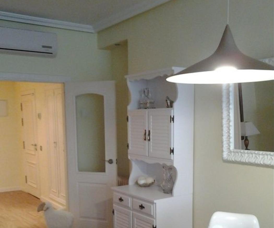 Disfruta del blanco en la decoración de tu hogar