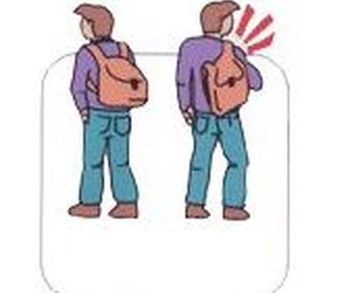 Como llevar correctamente la mochila