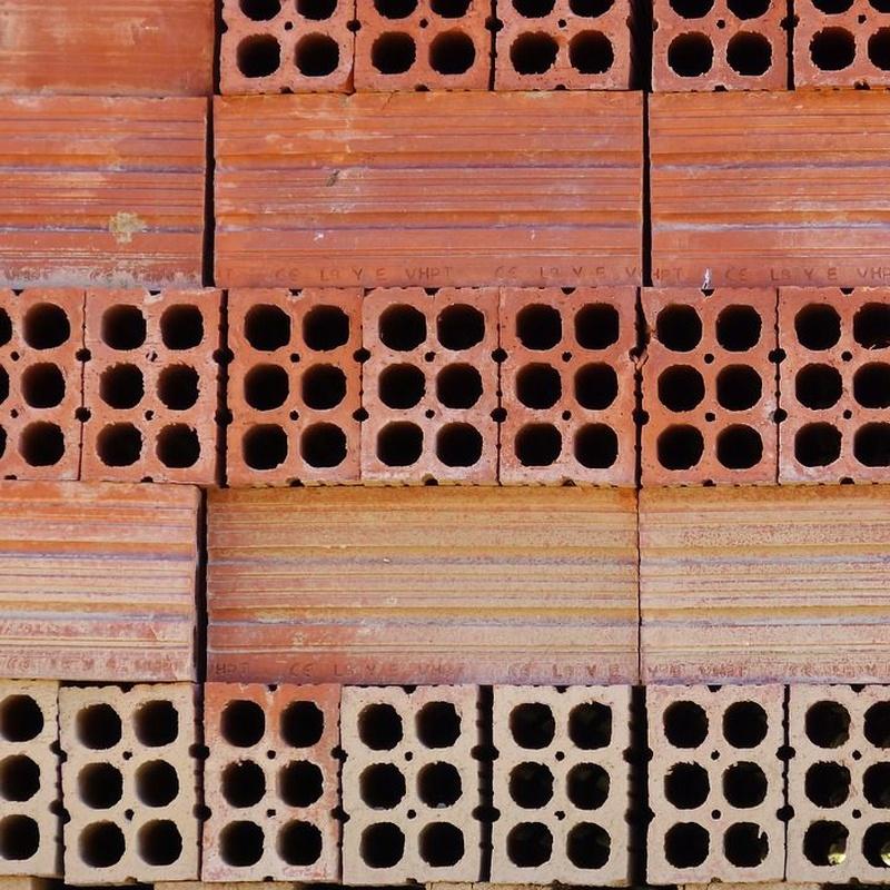 Venta de Materiales: Catálogo de Alegre Materiales para la Construcción