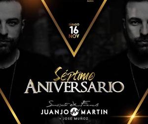 7º Aniversario Jango XL con Juanjo Martin