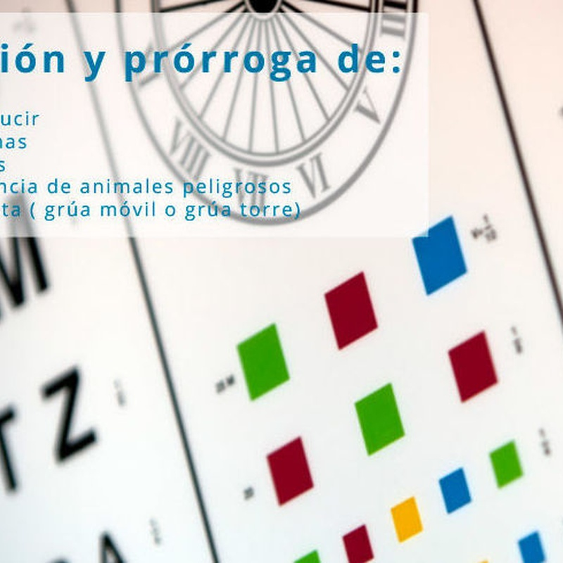 renovación carnet de conducir en Usera Madrid