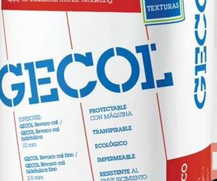 Revoco Cal fino: Catálogo de Materiales de Construcción J. B.