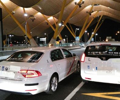 Radio Taxi Madrid Aeropuerto - Taxi Boadilla del Monte Aeropuerto.